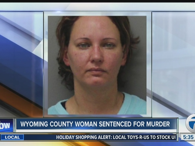 Perry woman sentenced for murder of former friend