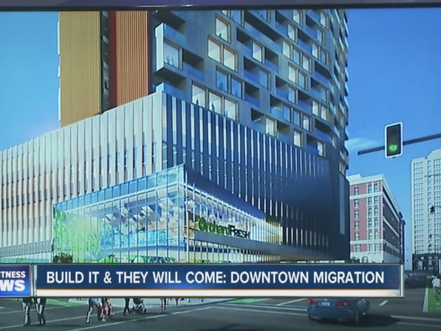 Planned development could add 200 condos to downtown