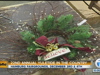 Yuletide in the Country