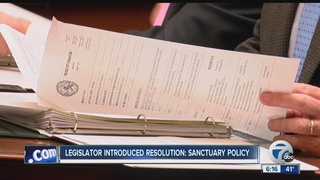 Legislator Morton: no to sanctuary communities