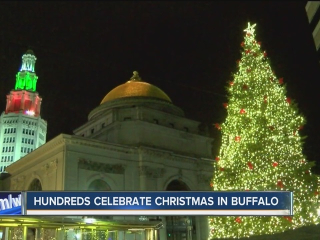 Christmas in Buffalo