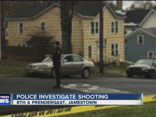 Police investigate Jamestown shooting