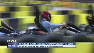 Upstate go-kart championship hosted in WNY