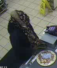 Help identify suspect who stole from 7-Eleven