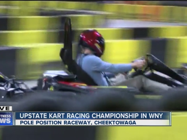 Go-kart racers flocking to WNY for championship