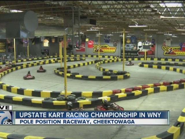 Hamburg go-kart racer to compete in Upstate championship