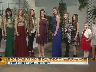 Fashion Show & Charity Auction