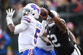 Joe B: 7 observations from Bills - Raiders