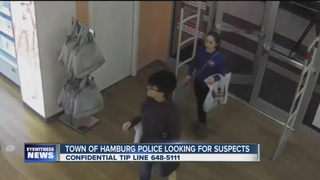 Police need help identifying suspected thieves