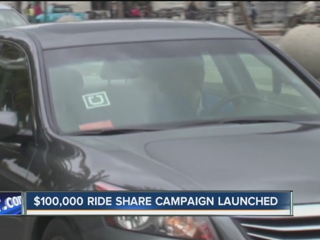 Erie County to spend $100k towards ridesharing