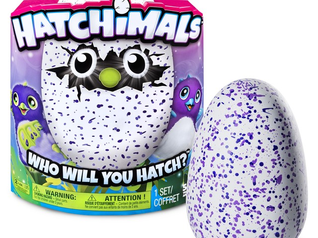 More Hatchimals are coming to Toys R Us This Holiday