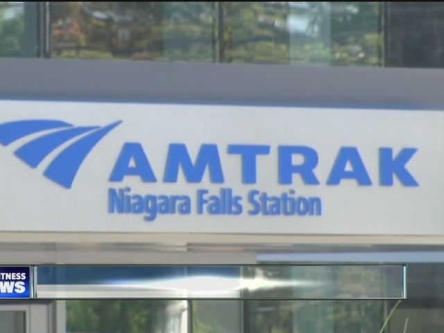 Niagara Falls debuts new Amtrak Train Station