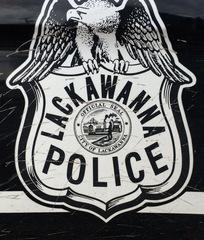 Gun stolen from Lackawanna officer's car