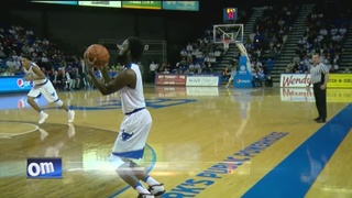 Hot shooting Bulls rout Coppin State