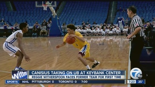 Jermaine Crumpton's 31 lifts Griffs past UB