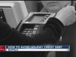 Preventing holiday credit card debt