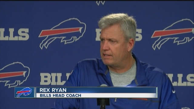 Buffalo Bills fire head coach Rex Ryan, along with his brother Rob