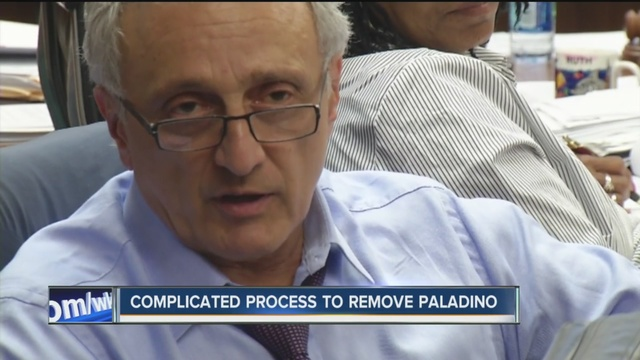 'Mad Cow' Paladino: I'm No Racist And Won't Quit School Bd