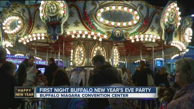 Thousands attend First Night Buffalo New Year's Eve Party ...