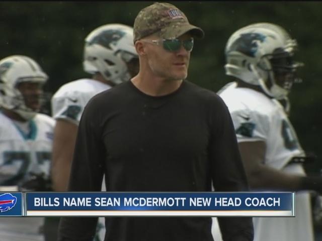 Bills fans react to new Head Coach