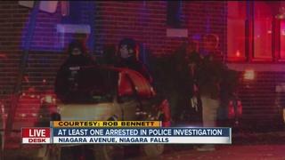 Heavily armed officers arrest woman in Falls