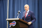 Changes coming to Bills front office?