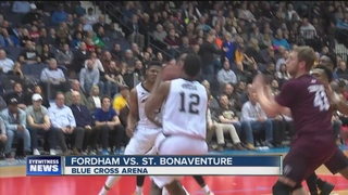Bona thumps Fordham 73-53