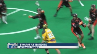Bandits can't stop Swarm, fall 18-14