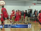 St. Francis upends Park in double OT, 70-66