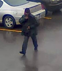 Police looking for forcible robbery suspect