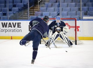 Sabres continuing to search for consistency
