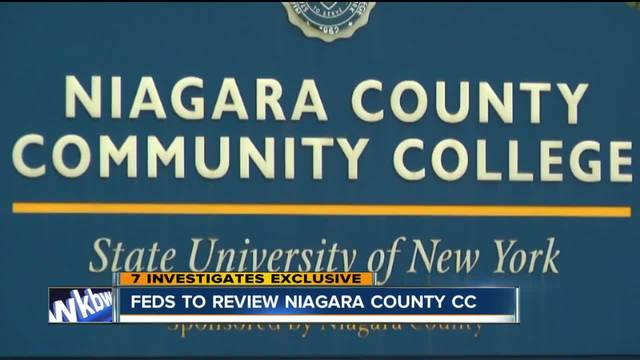 Niagara County Community College to undergo federal education review next week