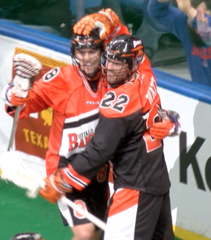 Bandits erupt for 21 goals, pick up 1st win