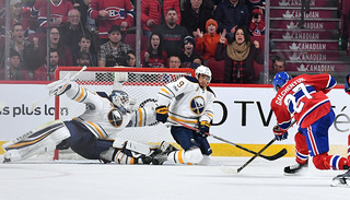 5 Observations: Sabres top Canadiens 3-2 in OT