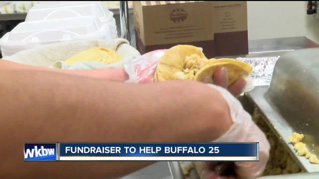 Fundraiser held to help Buffalo 25