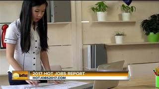 Hot Jobs 2017