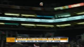 Harlem Globetrotters-Feb 3
