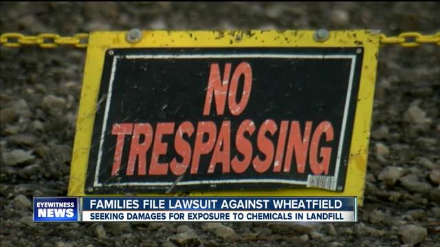 -450M claim filed against Town of Wheatfield