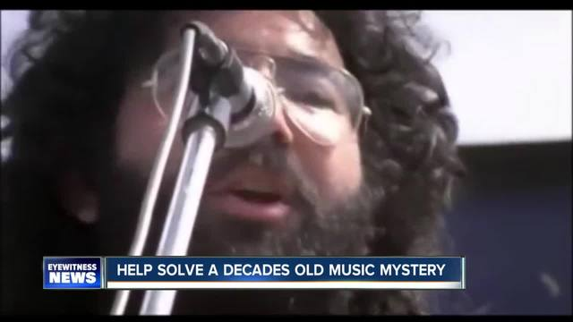 Help solve a decades old music mystery