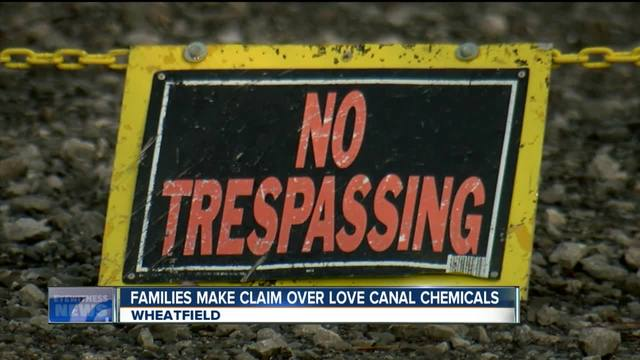 Families seeking damages for exposure to chemicals