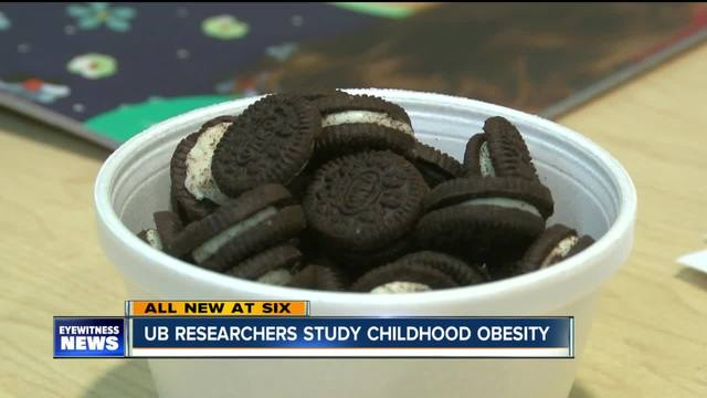 UB researchers study childhood obesity