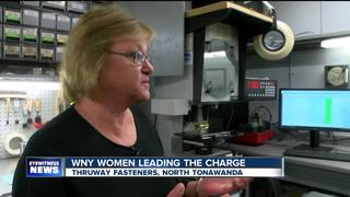 WNY Women Leading the Charge: Michelle Jenkins