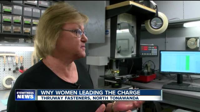 WNY Women Leading the Charge- Michelle Jenkins