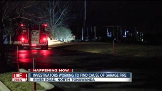 Investigators work to find cause of fire