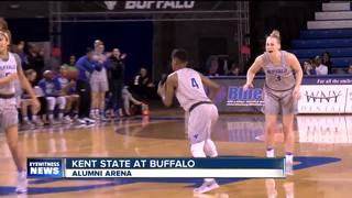 Joanna Smith, Bulls thump Kent State