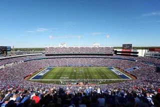 Bills season ticket prices won't rise in 2017