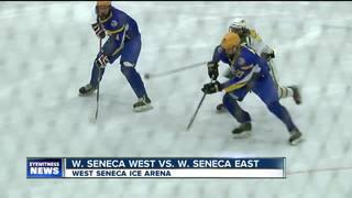 West Seneca East & West battle to 2-2 tie