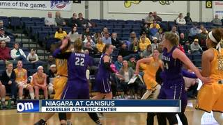 Canisius knocks off Niagara 52-41