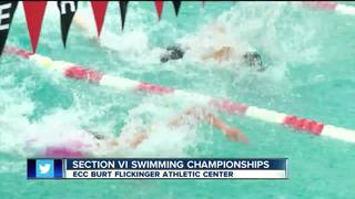 HIGHLIGHTS: Section VI Swimming Championships