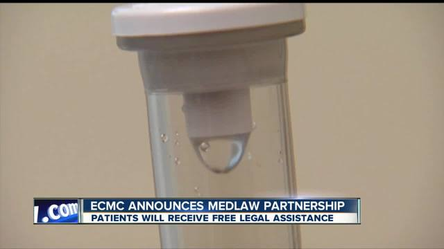 ECMC announces MedLaw partnership